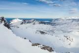 Ski tourring