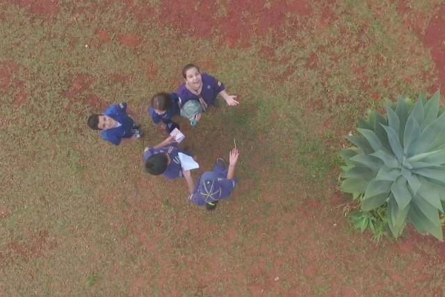 38th Anniversary Tibiriçá Scout Group – 2017 (Drone Video)