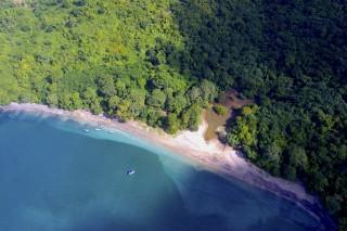 Plage de sazilé, Mayotte