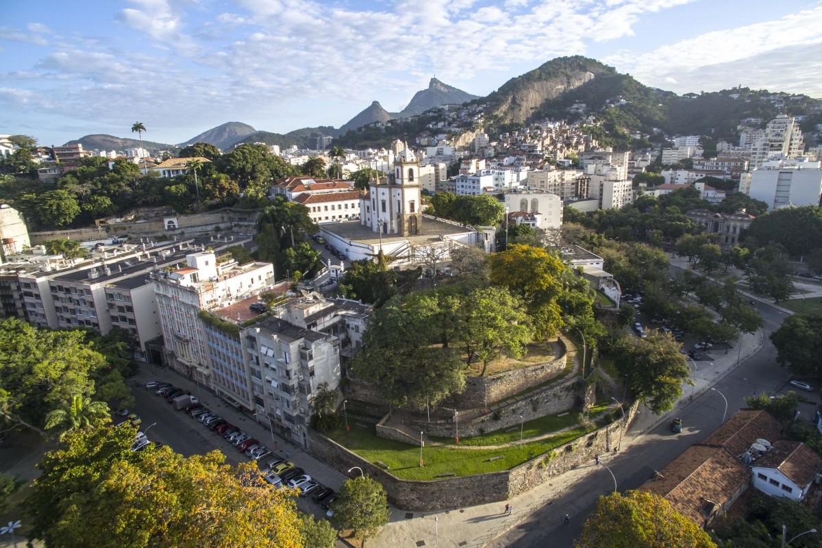 Outeiro da Glória, Rio de Janeiro, Brazil