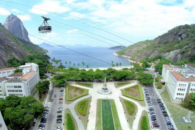 Sugar Loaf Cablecars, Rio de Janeiro, Brazil