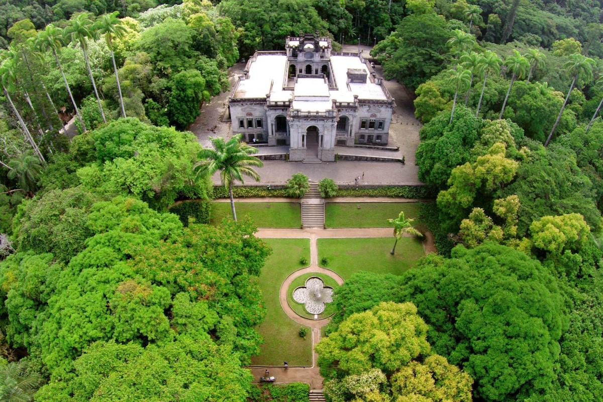 Parque Lage, Rio de Janeiro, Brazil