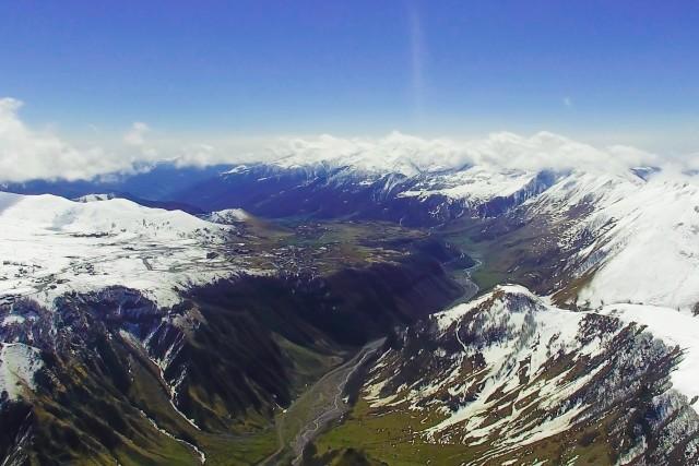 Aerials Views