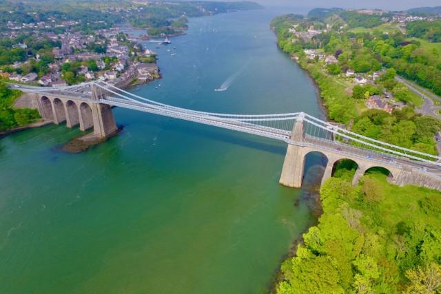 Menai Bridge, Angelsey