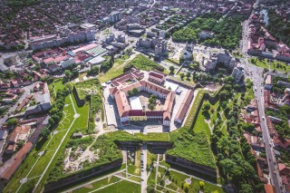 A city like no other: Oradea