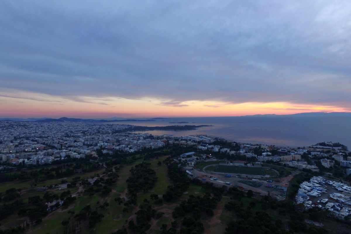 Athens , glyfada