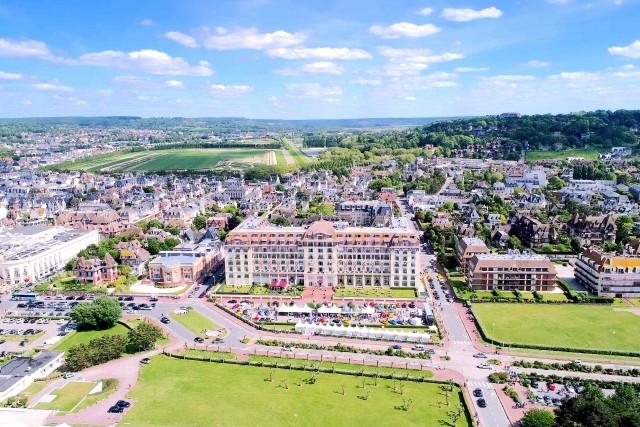 Hotel Royal Barrière Deauville