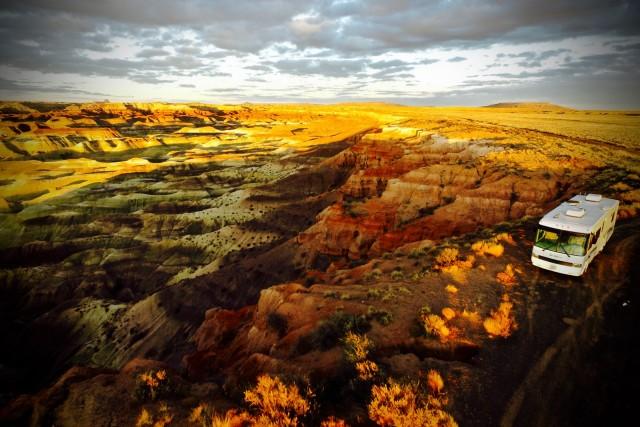 Little Painted Desert, Arizona