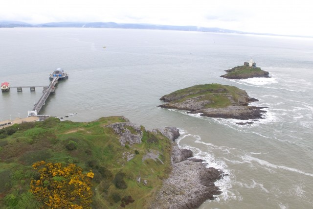 Mumbles and pier, Swansea