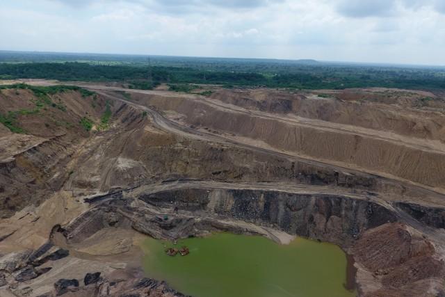 Coal Mines Volume calculation