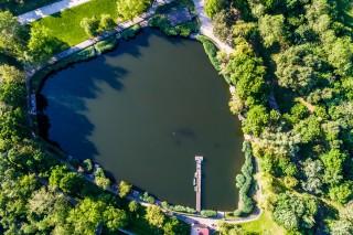 Köbánya Lake
