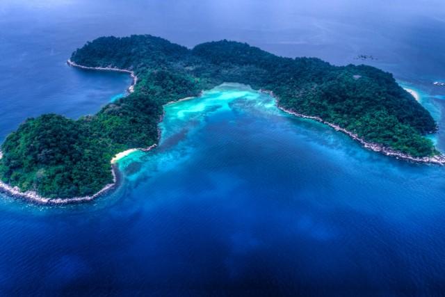 Coral Island, Malaysia