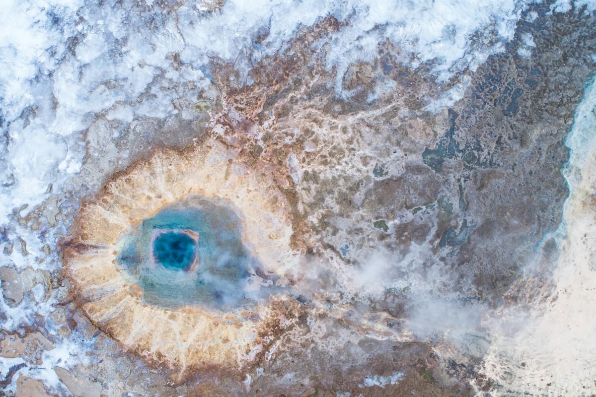 Geysir Hole II