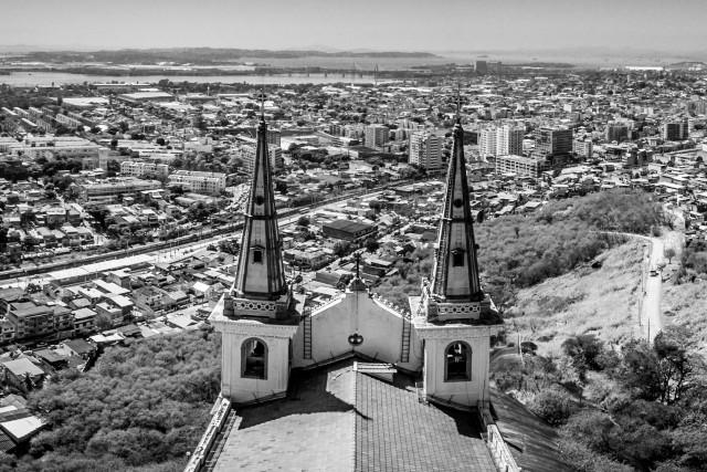 Penha's Church, Rio de Janeiro, RJ, Brazil