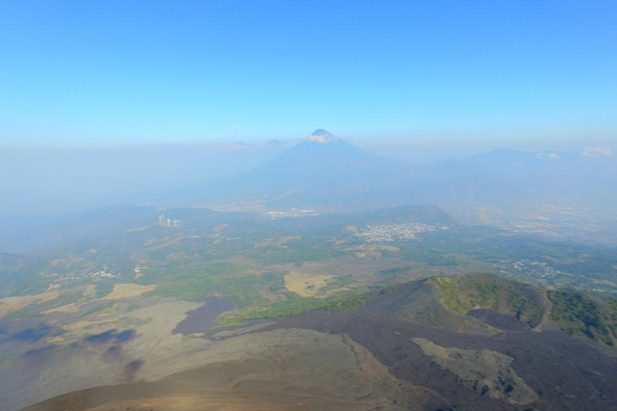 Volcano Agua