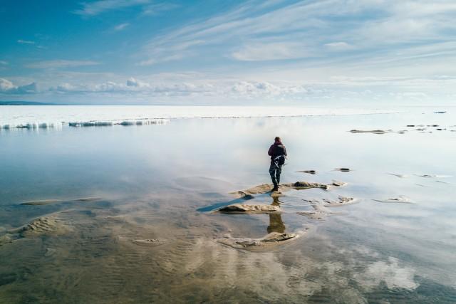 Exploring Baikal Lake