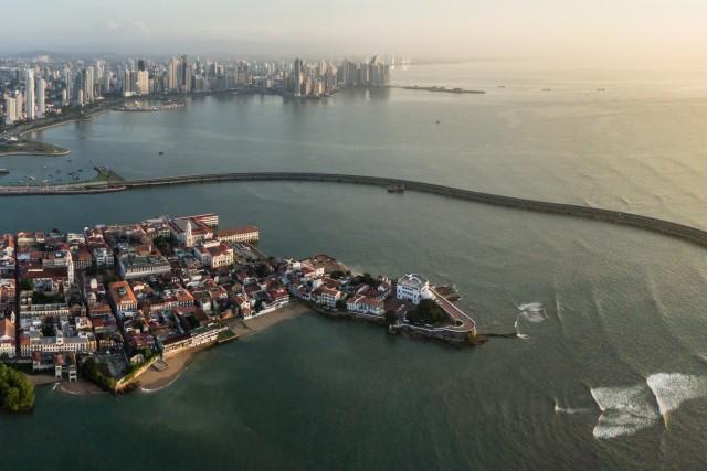 Panama Viejo, Panama City, Panama.