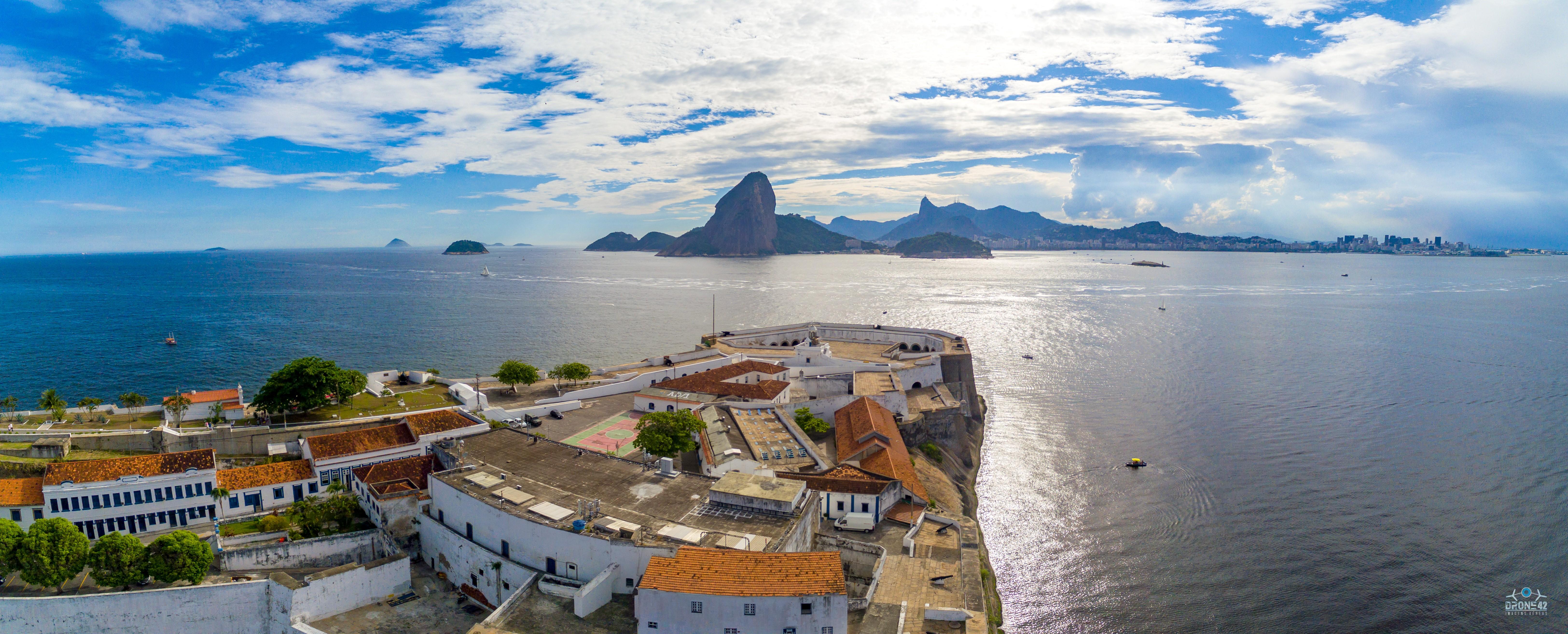 Fortaleza de Santa Cruz da Barra, Niterói, RJ, Brazil