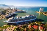 Marina Puerto Vallarta recibe cada años miles de turistas