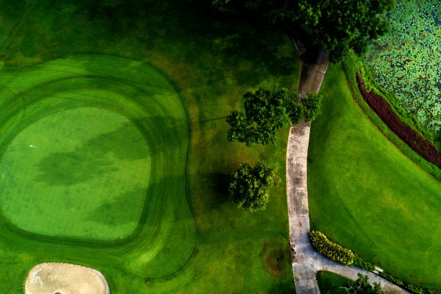 Golf Green Chiang Mai Thailand – Alpine Resort