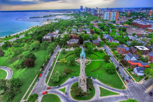 Water Tower, Milwaukee Wisconsin