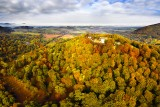 Castle Hukvaldy, Beskydy, Czech Republic