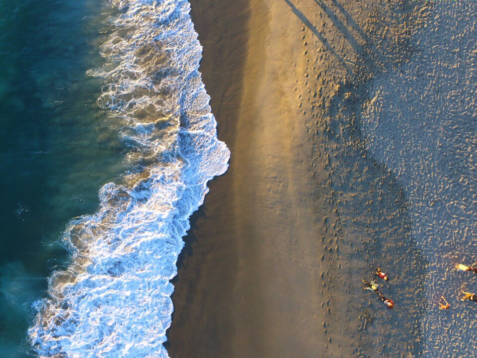 Above Laguna Beach