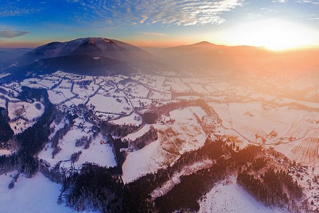 Celadna, Beskydy, Czech Republic