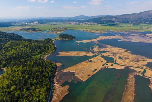 Cerknica Lake