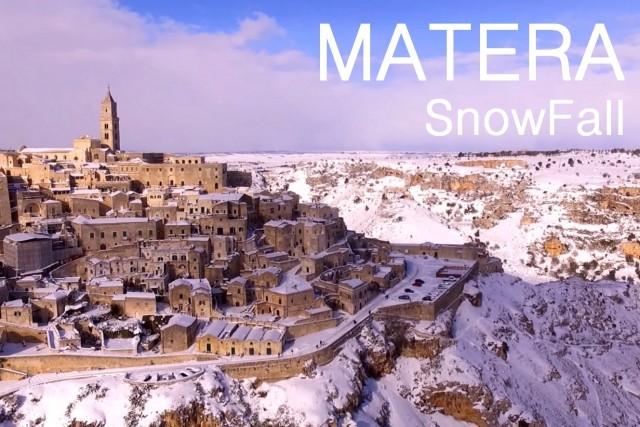 Matera, European Capital of Culture 2019