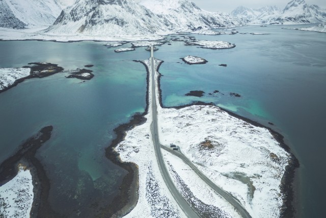 Lofoten Bridge