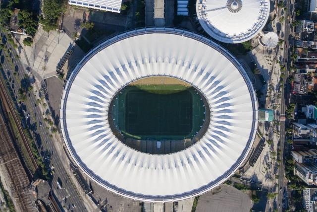 Estádio do Maracanã, Rio de Janeiro, RJ, Brazil
