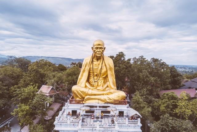 Temple Statue Thailand