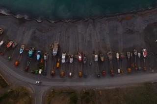 Ngawi Fishing Boats