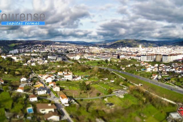 Ourense (garacopter audiovisual)