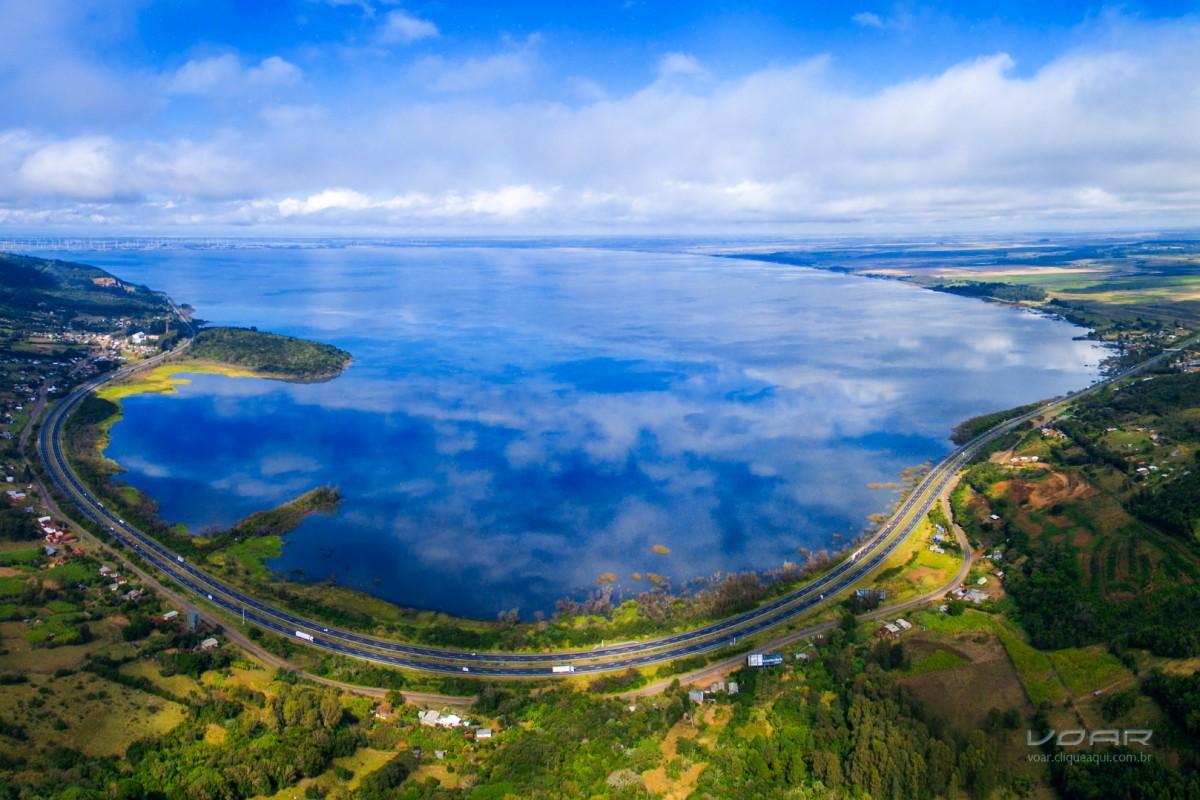 Barros' Lagoon, RS, Brasil
