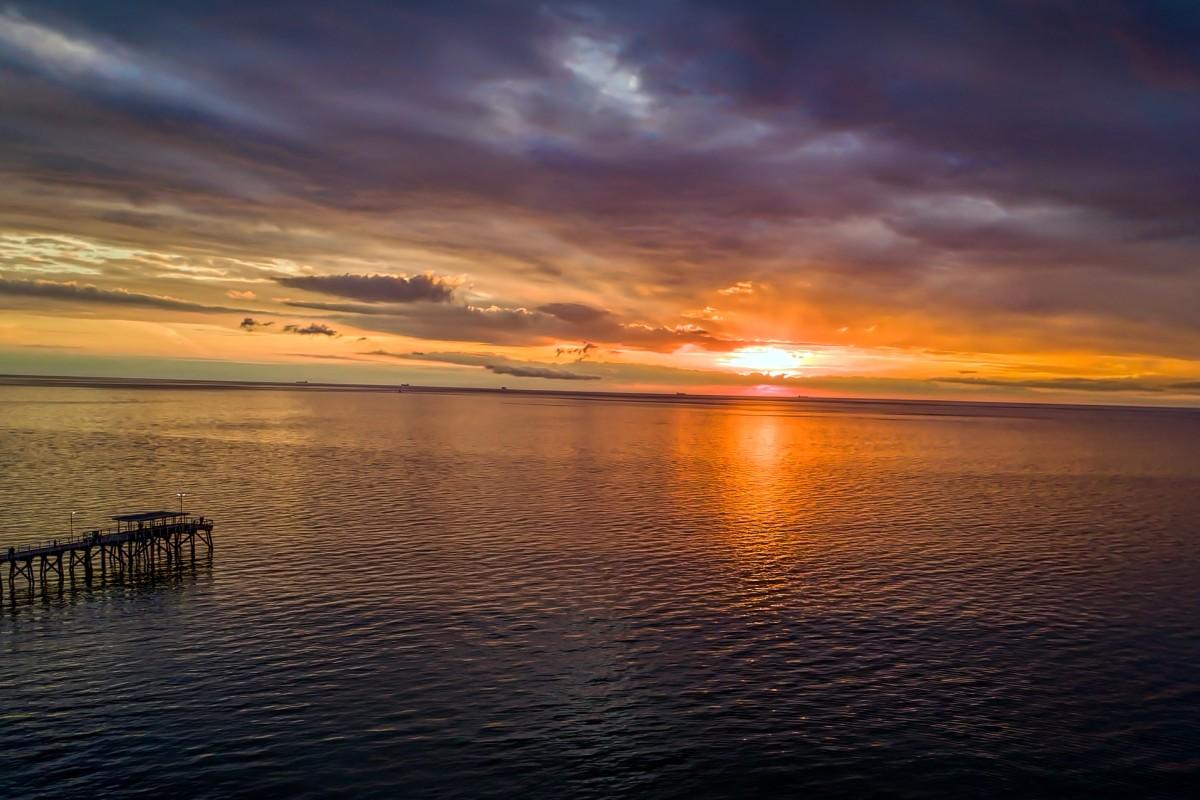 Largs Bay Sunset
