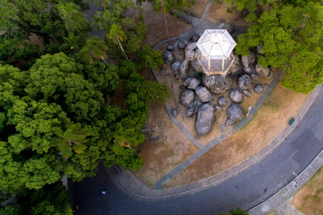 Coreto da Quinta, São Cristovão, Rio de Janeiro, RJ, Brazil