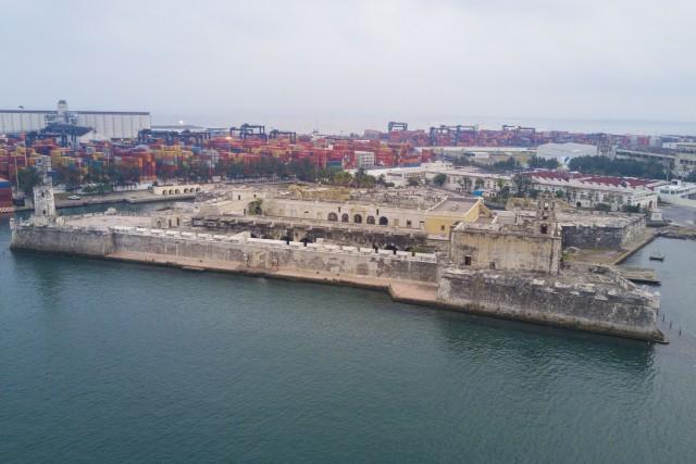 Castillo de San Juan de Ulúa, Veracruz, México
