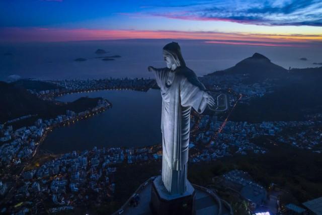 Cristo Redentor, Rio de janeiro – Brasil.