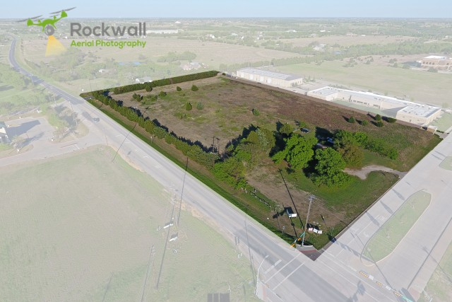 Rockwall Aerial Photography