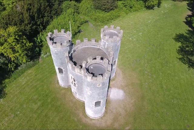 Blaise Castle, Bristol, England