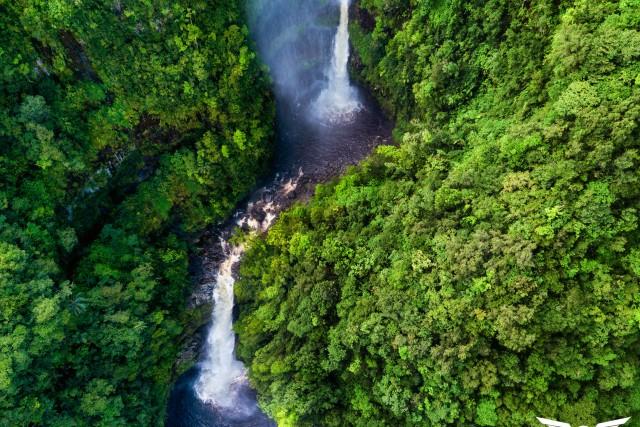 Bras des Lianes, Bras Panon, Reunion Island