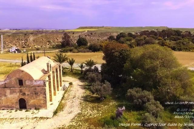 Church of Agios Georgios Arperas, Tersefanou