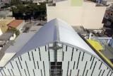 Drone footage of churches in Sao Caetano do Sul – SP – Brazil