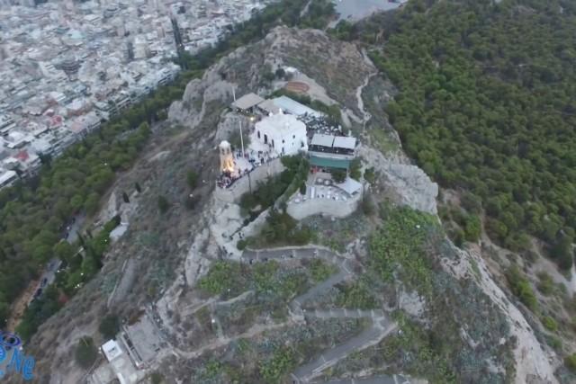 Drone Hellas – Lycabettus Mount