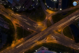 Kota Kinabalu Flyover timelaps