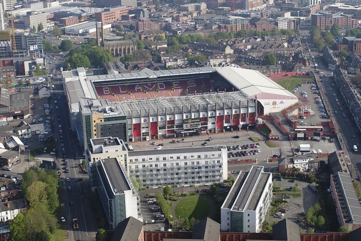 Sheffield United Football Stadium