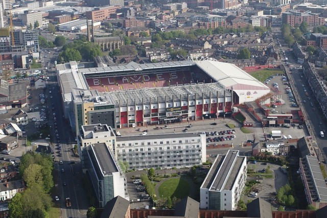 Sheffield United Football Stadium