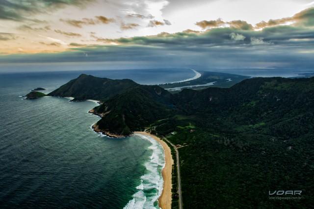 Grumari Beach, Rio de Janeiro, RJ, Brasil